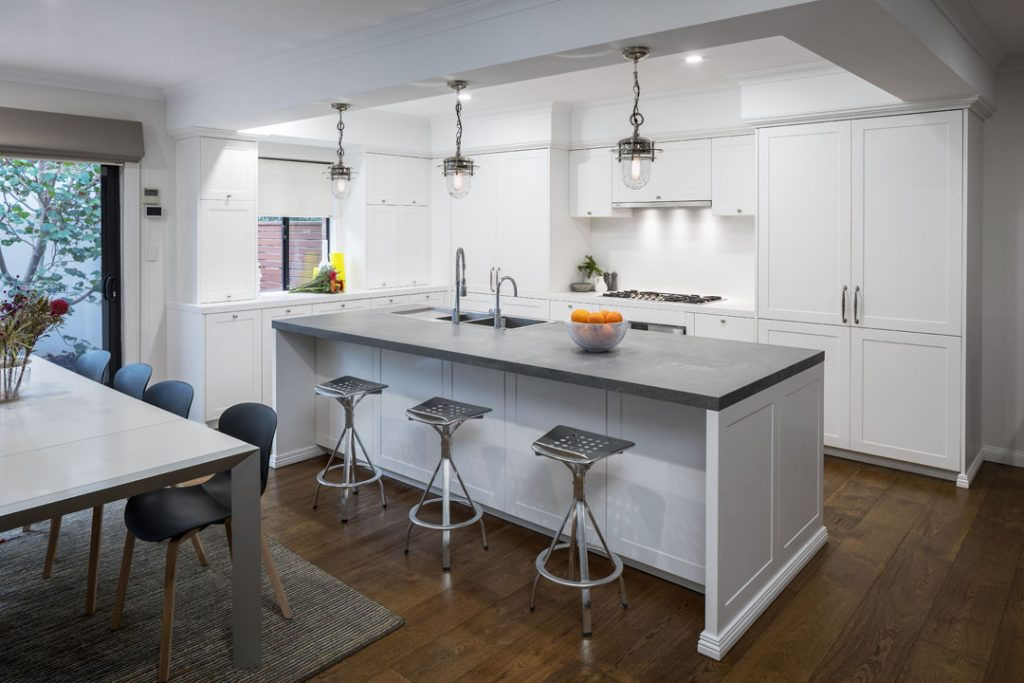 The timeless design of a kitchen by Retreat Design