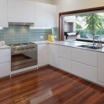 The blend of history and modern kitchen design