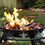 Enter to WIN a BBQ Fire Pit!