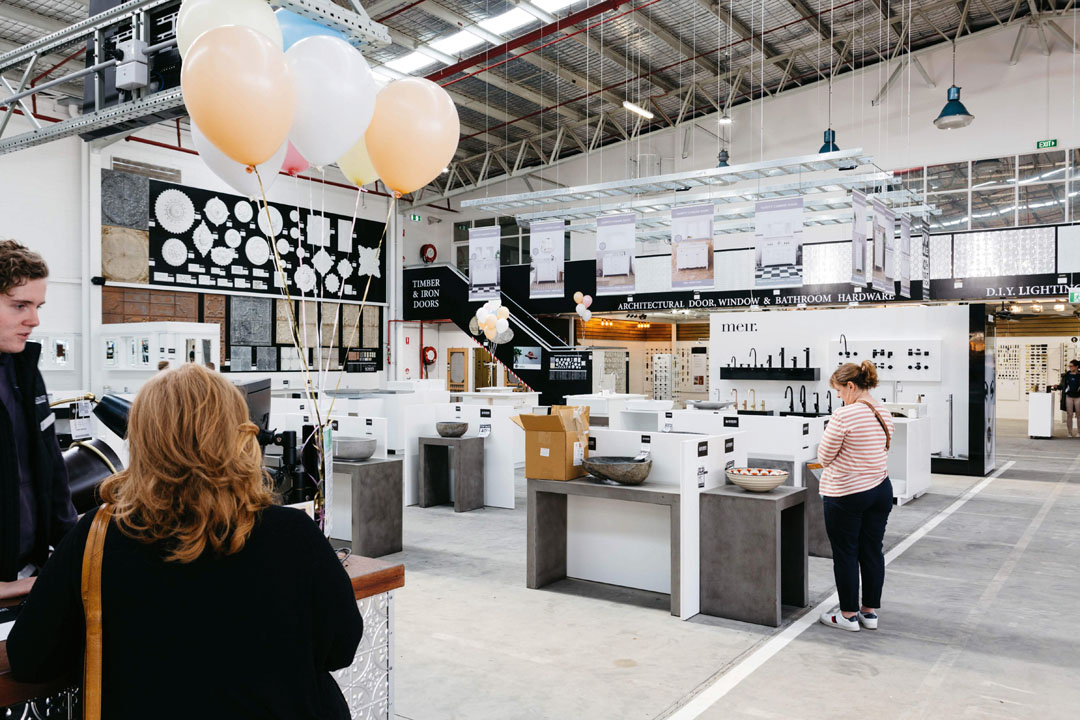 Moorabbin. Schots Opening Lr Emily Weaving August 2018 9234