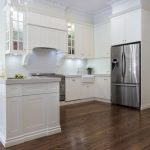 A white kitchen wonderland by Alby Turner & Son