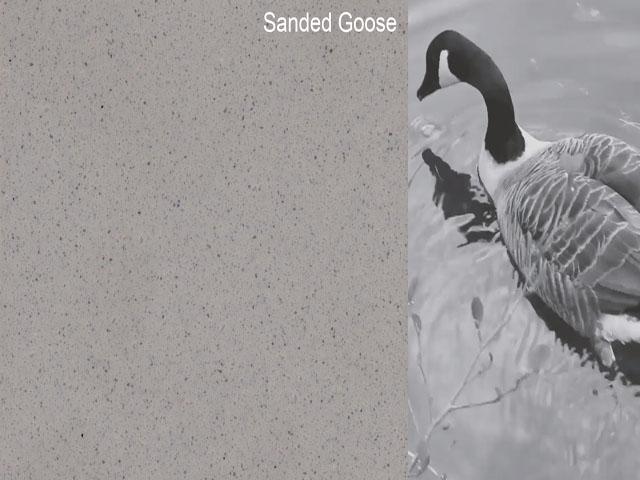 Sanded Goose