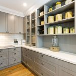 A classic Shaker-style kitchen beauty