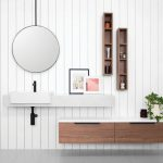 Four clever bathroom storage ideas