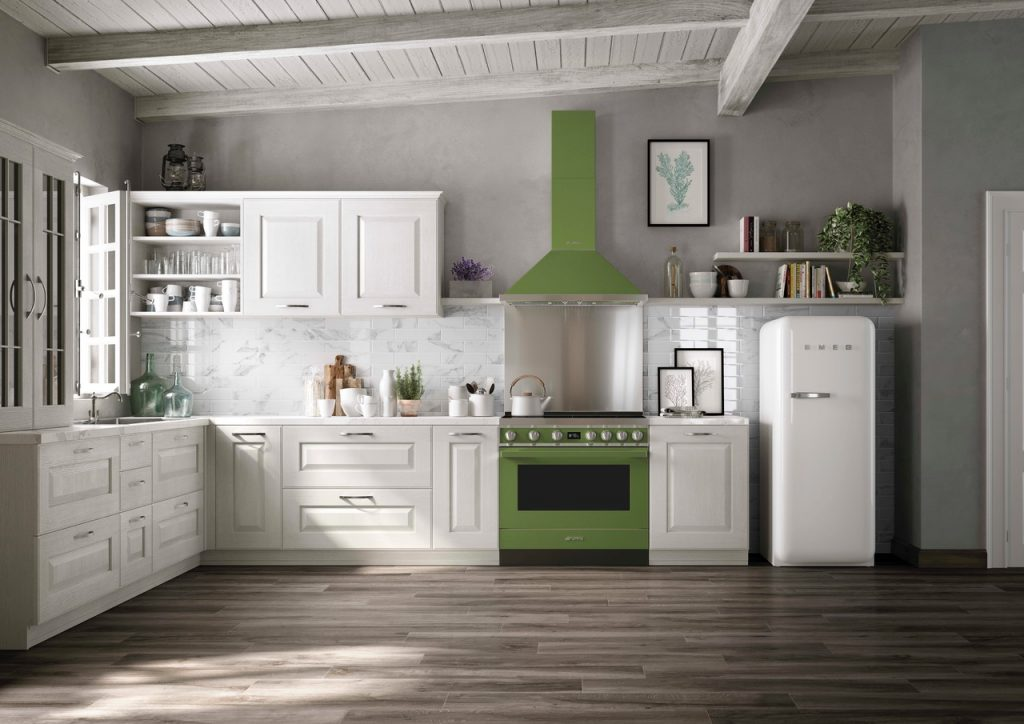 Smeg Green Lifestyle1