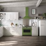 Dreamy kitchen with colour, technology and sustainability by Smeg