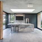This incredible kitchen is an architectural feat