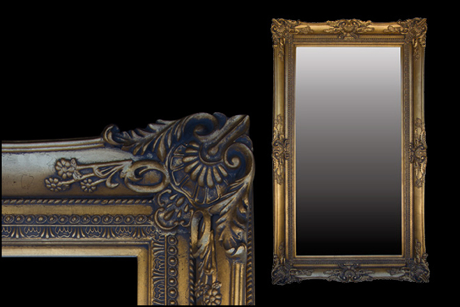 Could a luxury mirror be the answer to your styling needs?