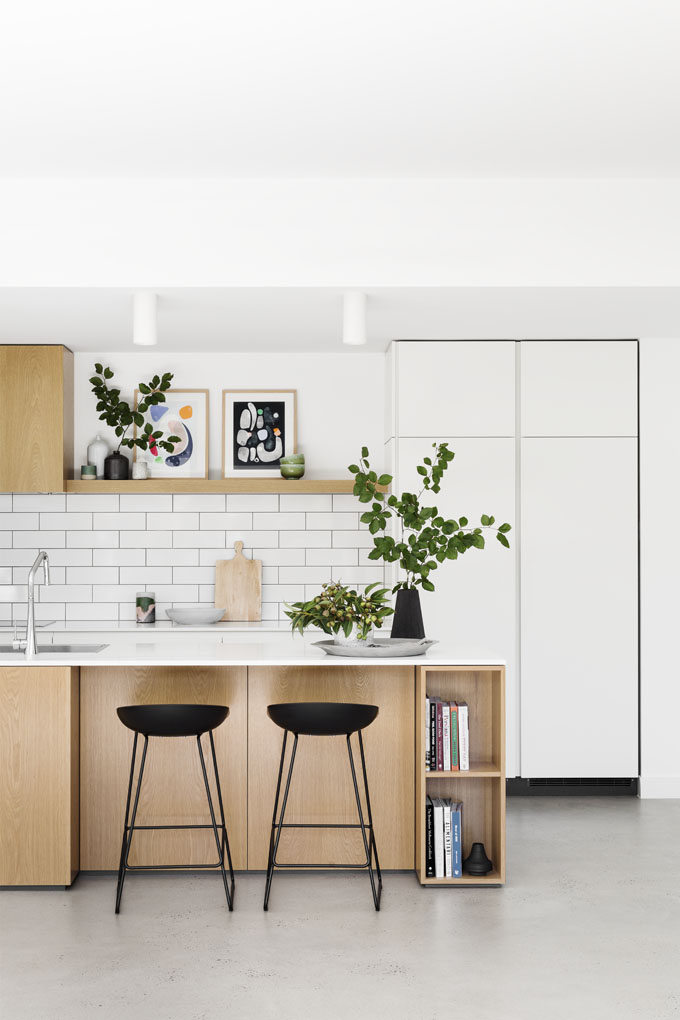 Style your space: Scandinavian kitchen
