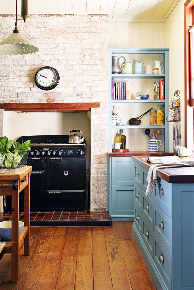 Style your space: farmhouse kitchen