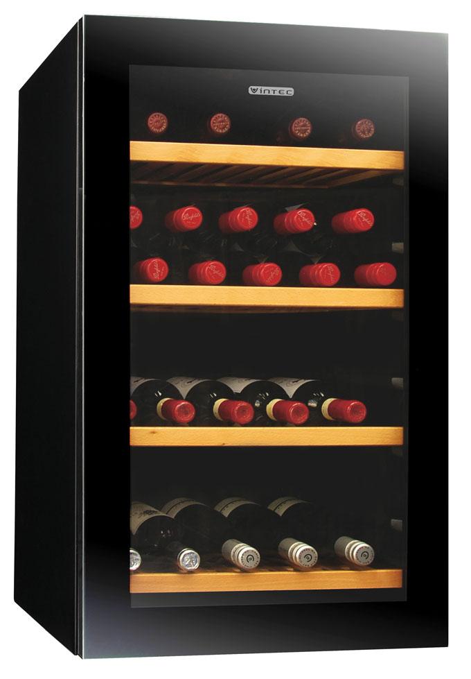Industrial Vintec Wine Cabinet