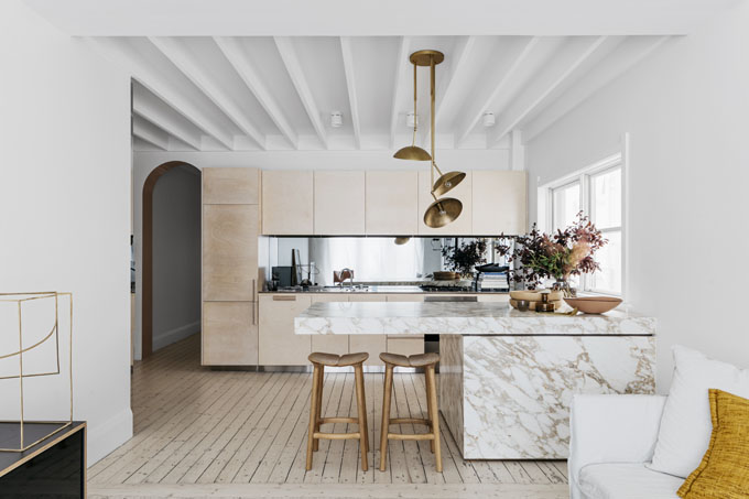 Style your space: Luxurious kitchen