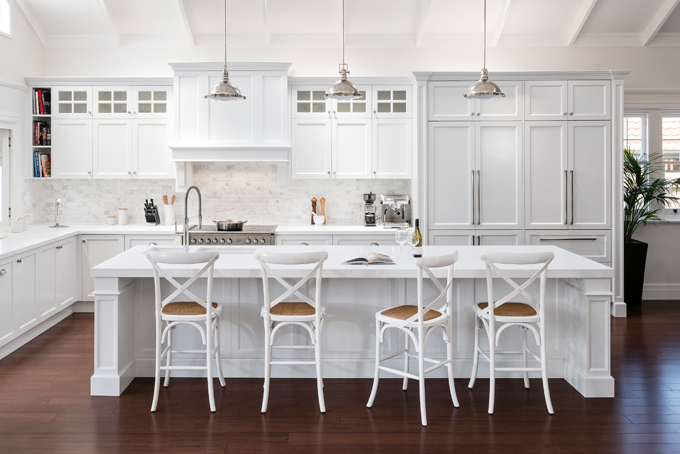 Style your space: Hamptons kitchen