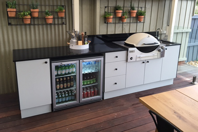 Getting the Most Out of Your Outdoor Kitchen this Summer