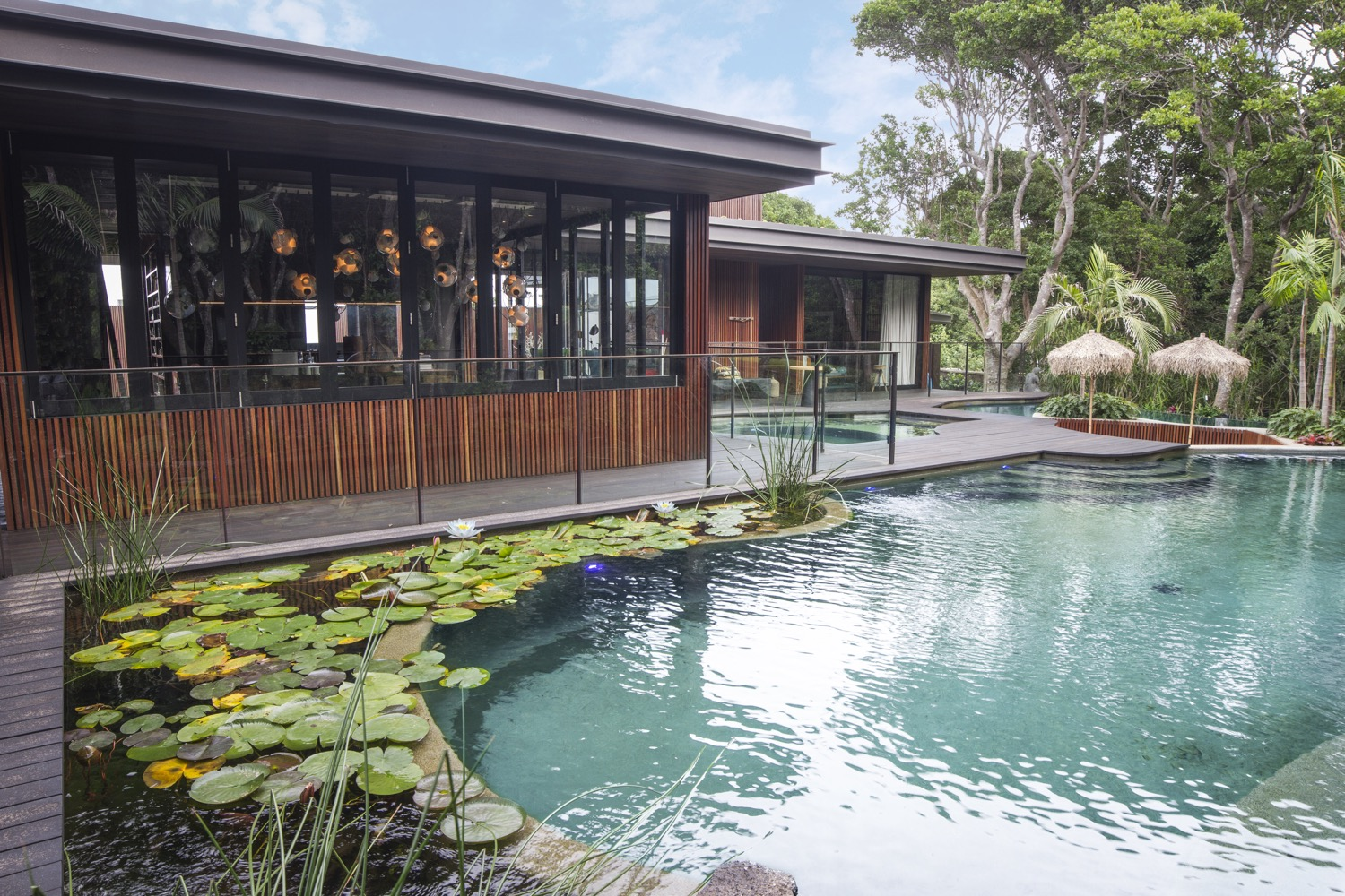 Natural Pools proving a new trend in sustainable design