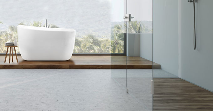 A beautiful bath collection for bathroom bliss