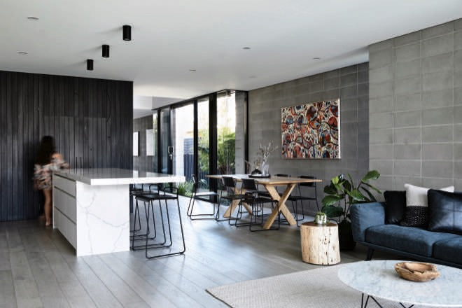 Forget everything you knew about duplex homes: check out this amazing Melbourne build