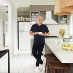Neale Whitaker invites us into his contemporary country kitchen