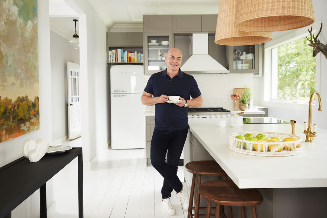 See Neale Whitaker's beautiful, contemporary kitchen