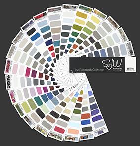 St James Whitting Colour Chart Fan Front Web 0021