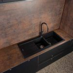 A beautiful and rock-solid sink for your kitchen