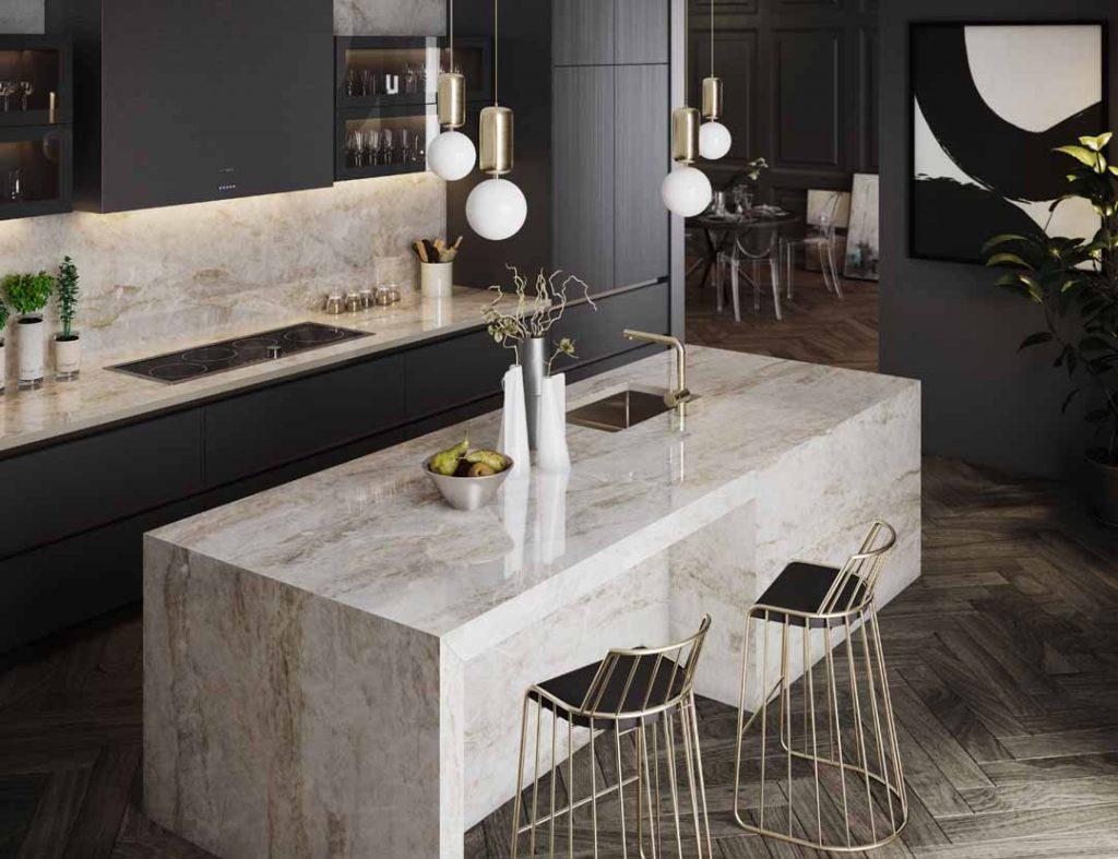 Introducing Dekton® Stonika: hyperrealistic beauty of natural stone