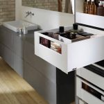 Maximise storage space with this innovative cabinetry