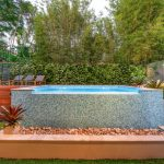 This Ashgrove pool takes a Brisbane backyard to the next level