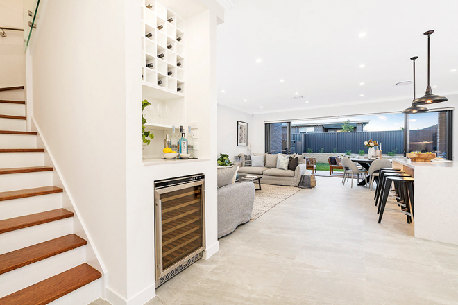 Inside a gorgeous Oran Park duplex that ticks all the right boxes
