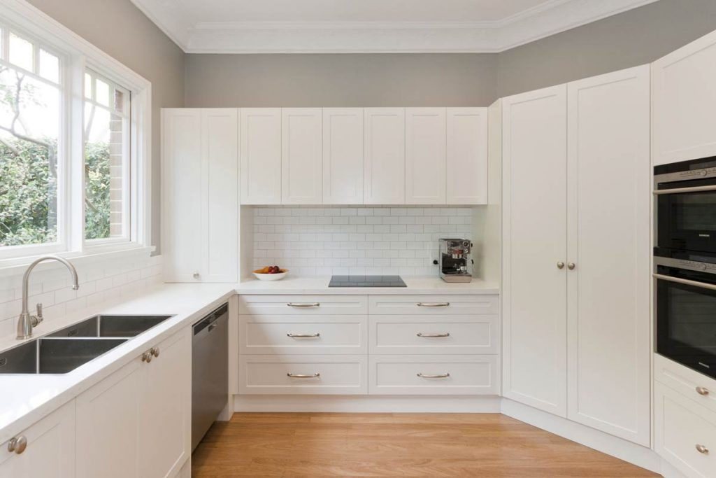 Modern classic kitchen: a style that never grows old