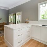 A modern classic kitchen: style that never grows old