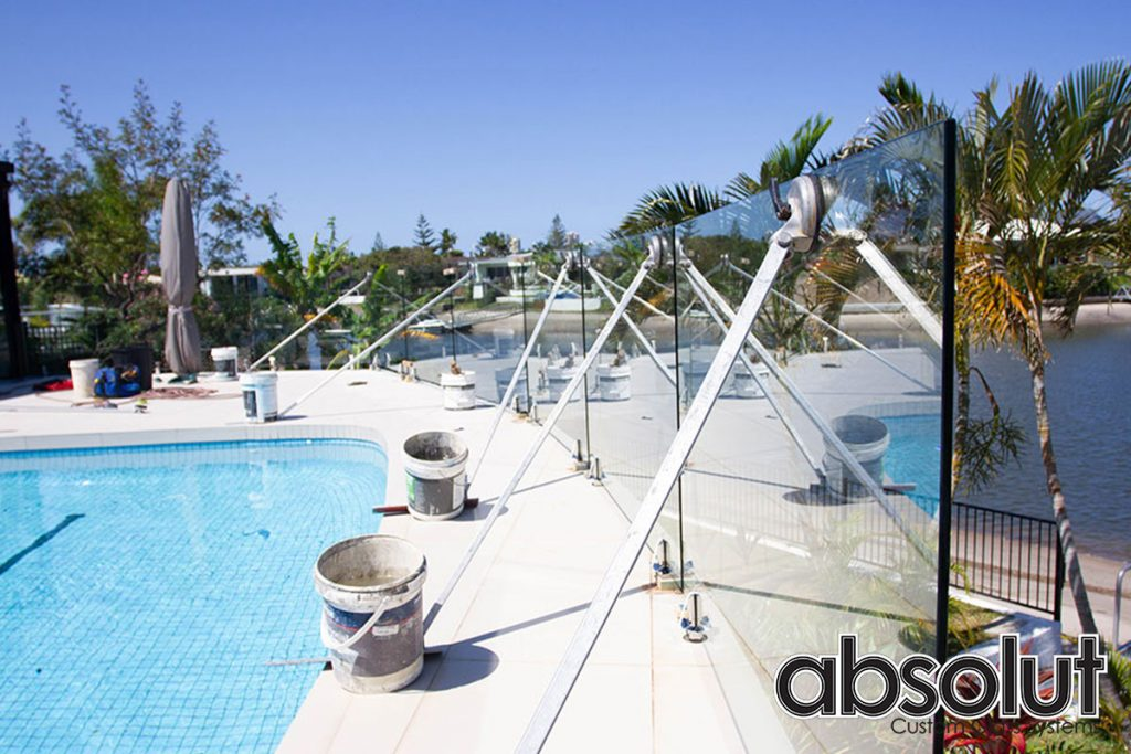 Custom Glass Pool Fencing Gold Coast Absolut (8)