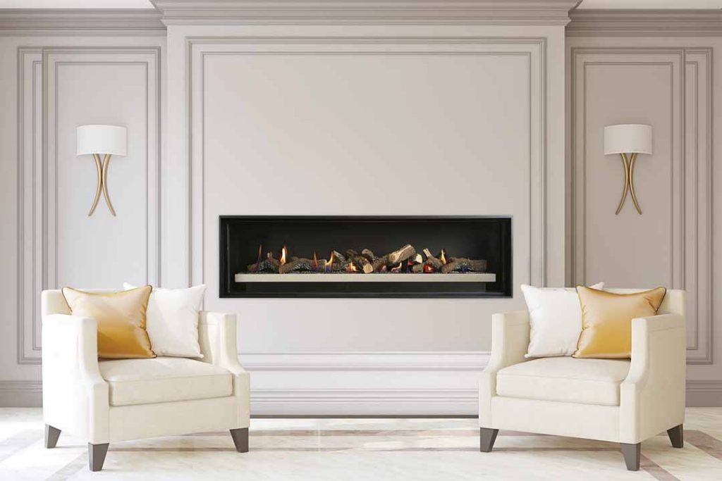Reach the right latitude with Cannon Gas Log Heaters