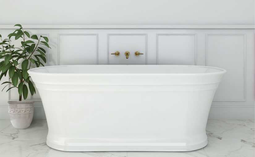 Make a statement with Decina's baths