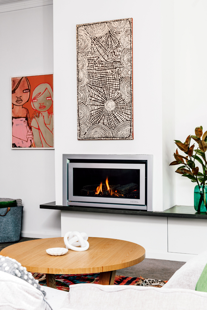 TV above fireplace? Here's how