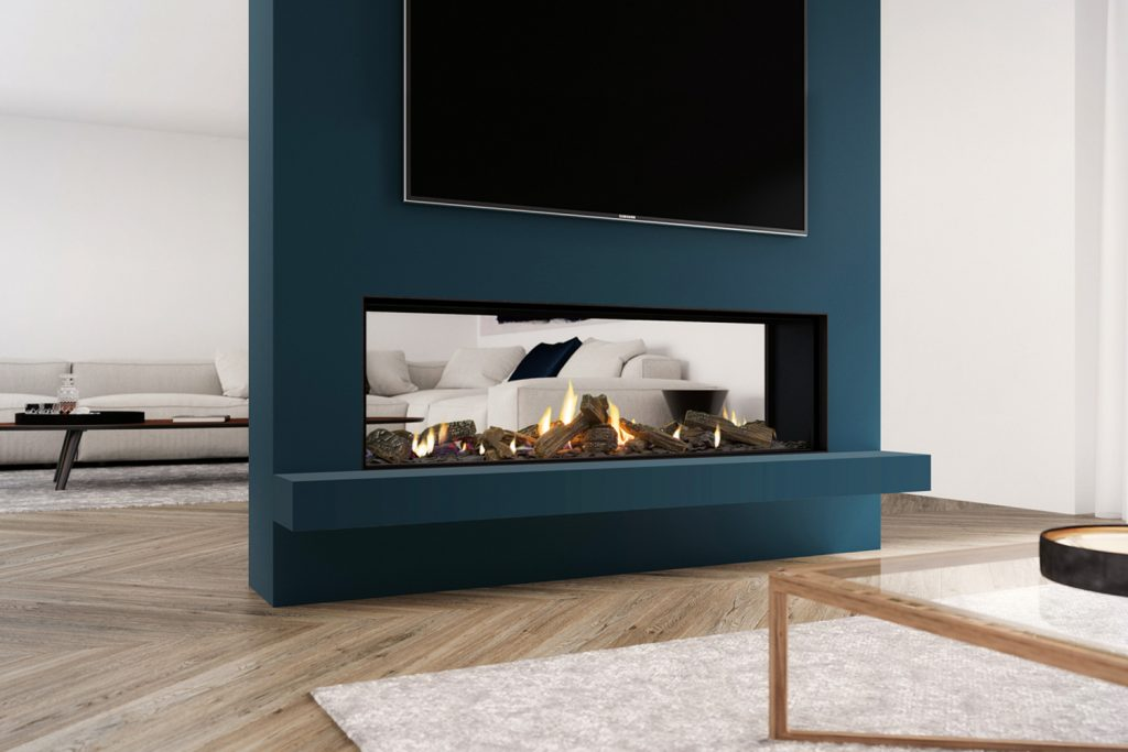 TV above your fireplace? Here's how