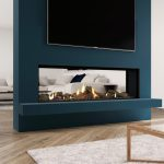 The innovative solution that allows your TV to be closer to your fireplace