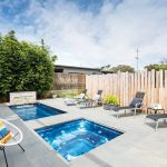 Double duty: a dual-zone pool and spa combination