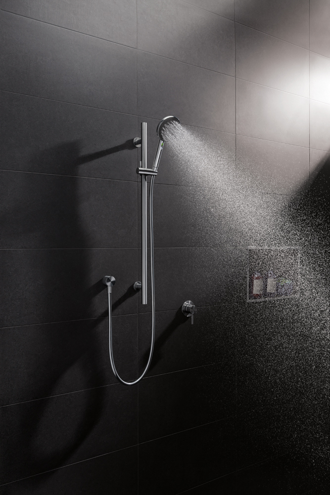 Is this the ultimate personalised shower experience?
