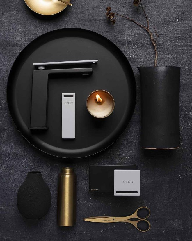 Zimi Mood Board Cool Grey Handle