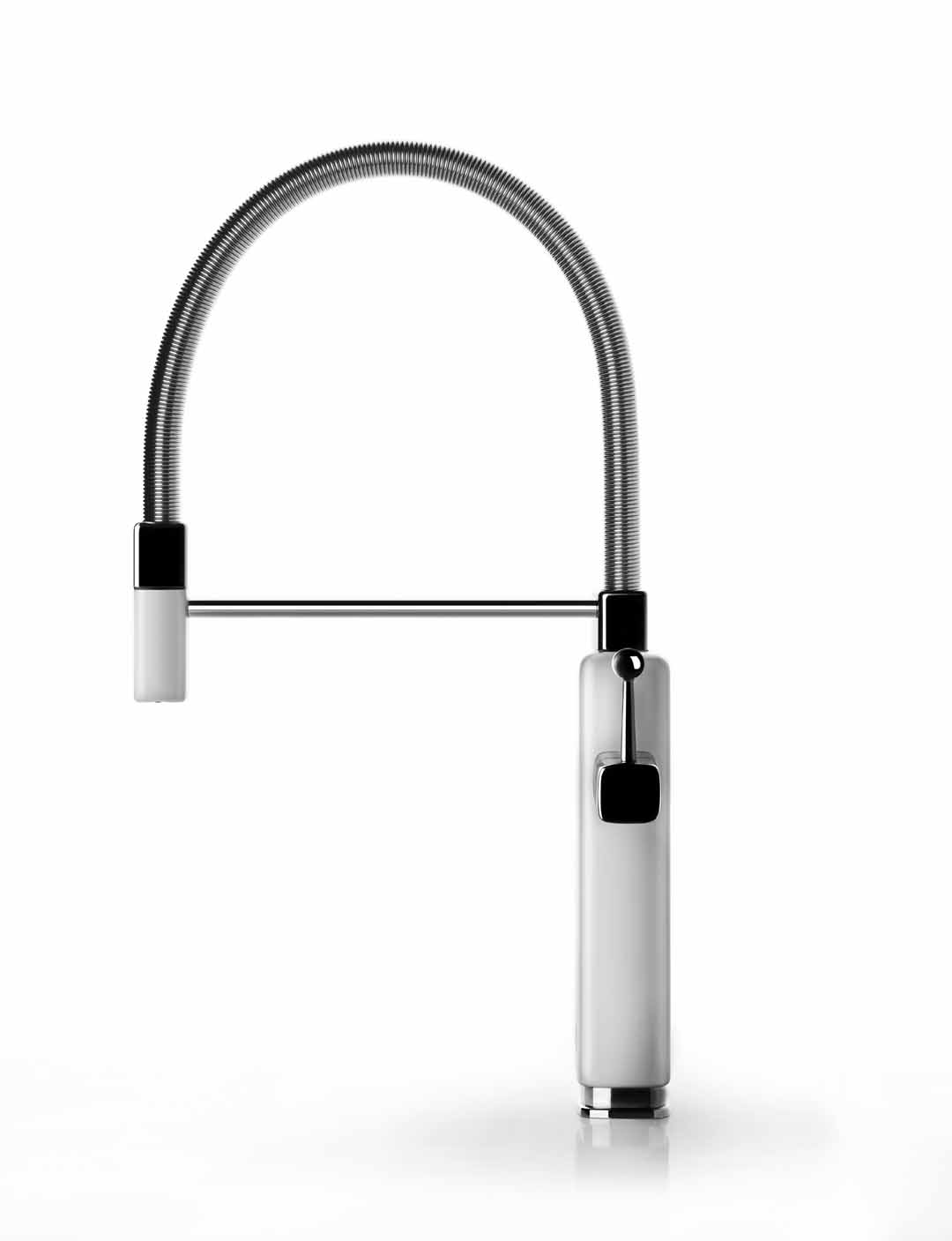 Get HAPPY with the latest Gessi kitchen mixer range