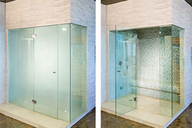 Finally! The luxurious sauna feeling comes home with these incredible steam showers