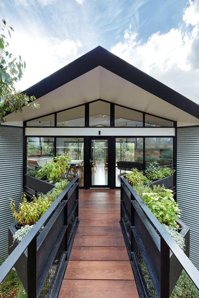 Grand Designs Australia: Tess & Michael's Origami Treehouse