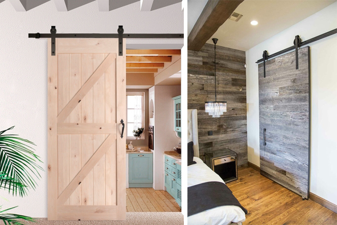 Barn Door Inspiration For Your Next Project