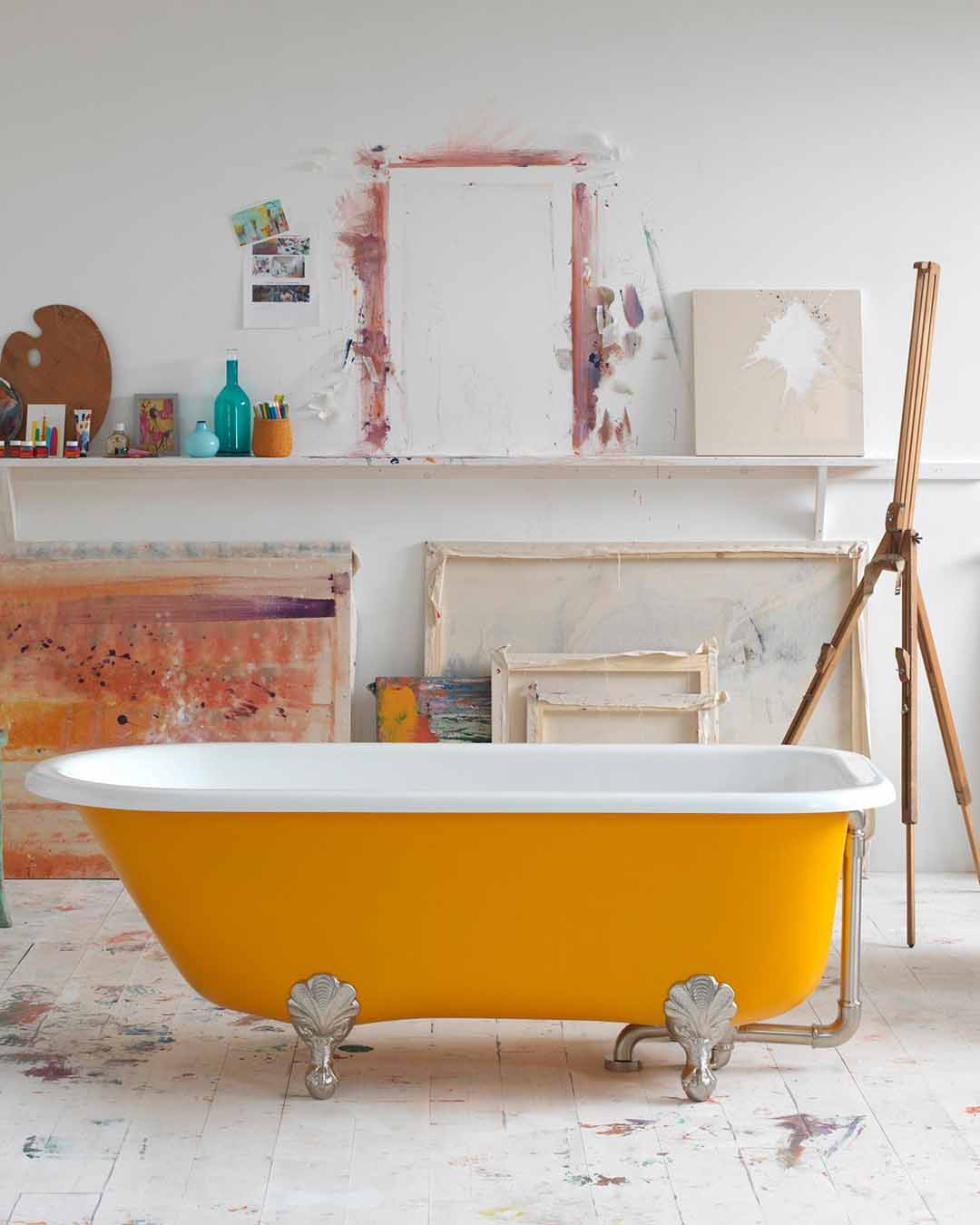 Victoria And Albert Colour Bath