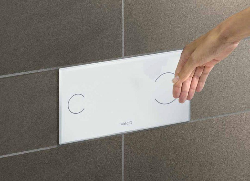 Viega Touchless Flushplates