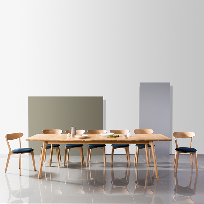 Magnus Extension Dining Table