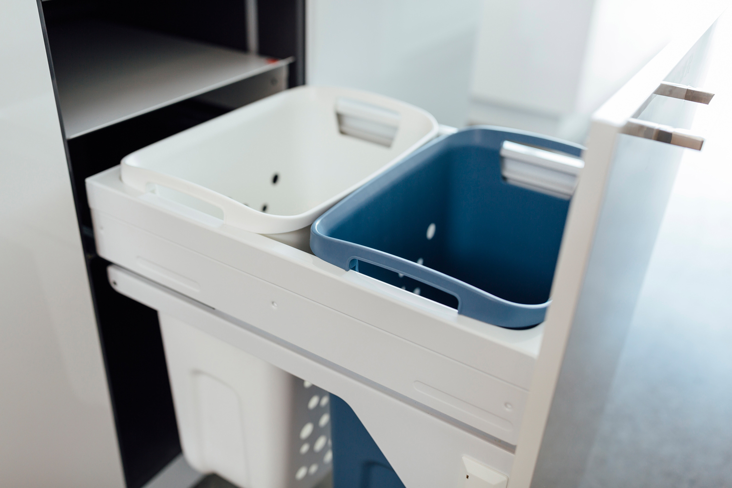 5 ways to organise your laundry from Hafele Home