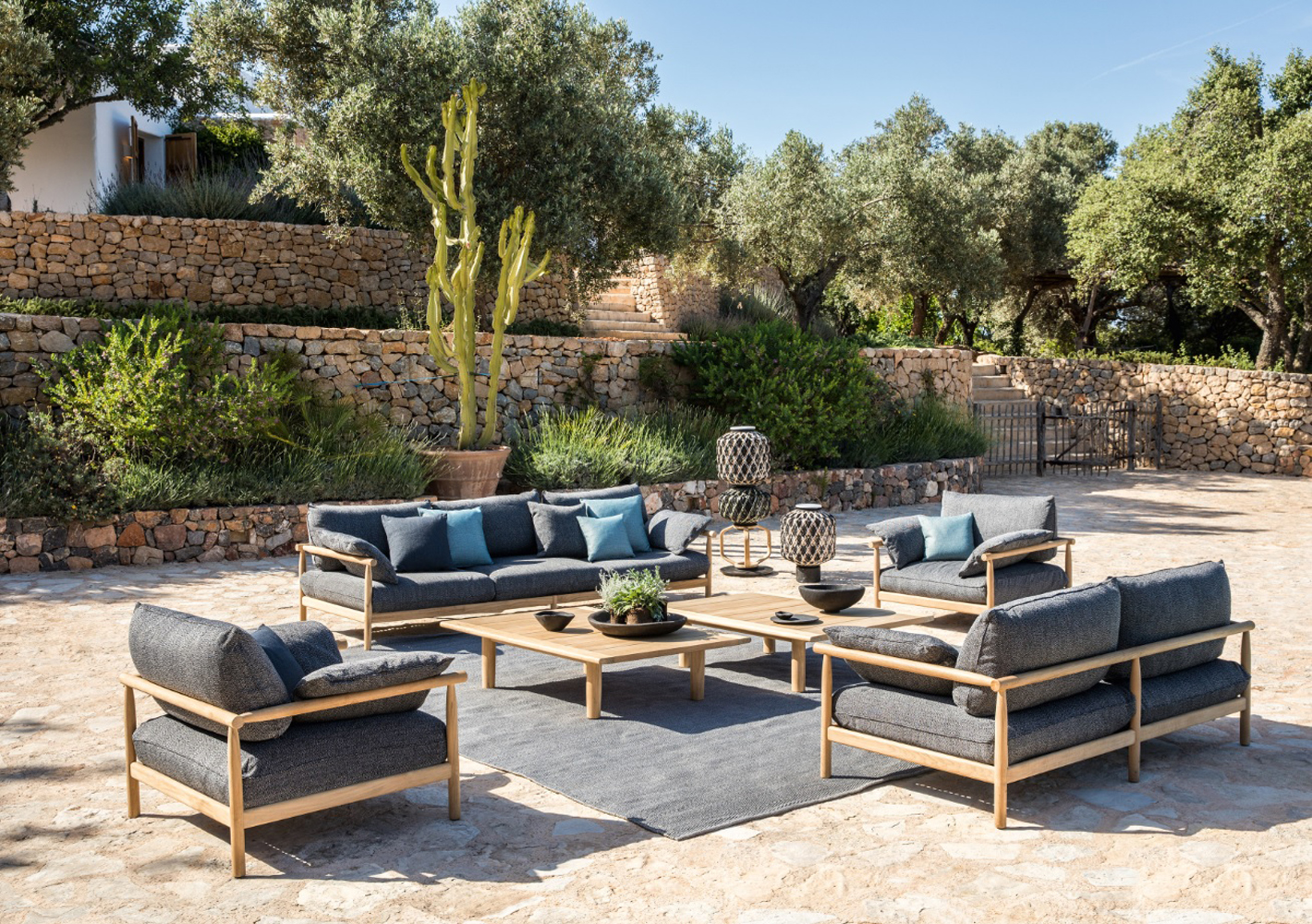 Cosh Living now the exclusive supplier of DEDON outdoor furniture