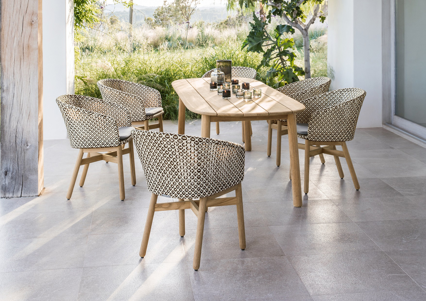 Cosh Living Now The Exclusive Supplier Of Dedon Outdoor
